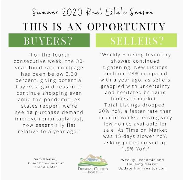 opportunities summer 2020