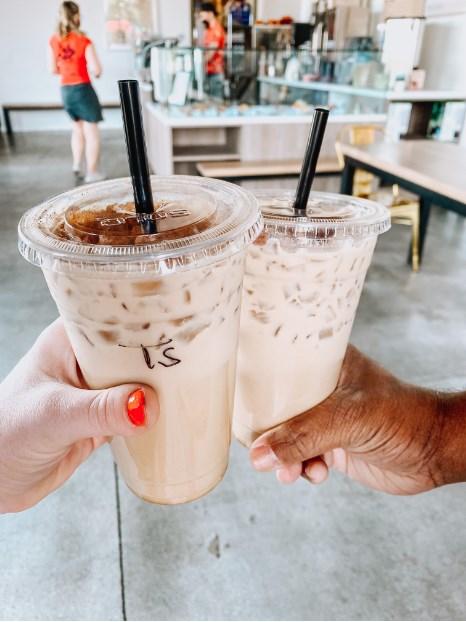 Coffee and Teas