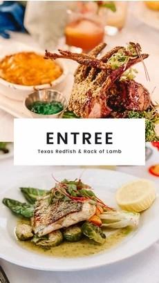 Entree Food